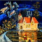 artwork: Avangard of Autumn | online art gallery